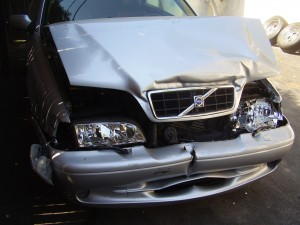 Collision Repair Volvo