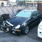 Suburban Autoworks Collision Repair Before